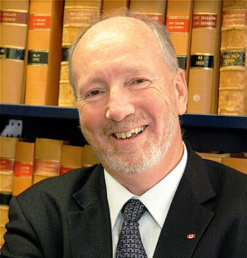 Picture of  W. Brent Cotter, QC