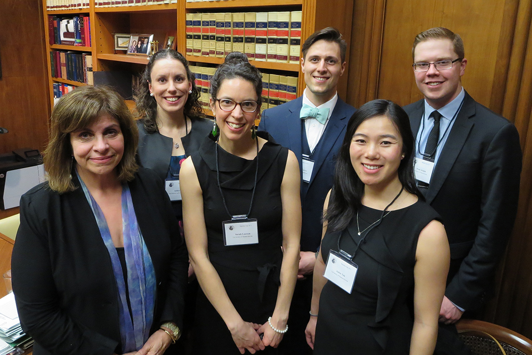 U of S Western Canada Moot Team victorious at 2017 Sopinka Cup