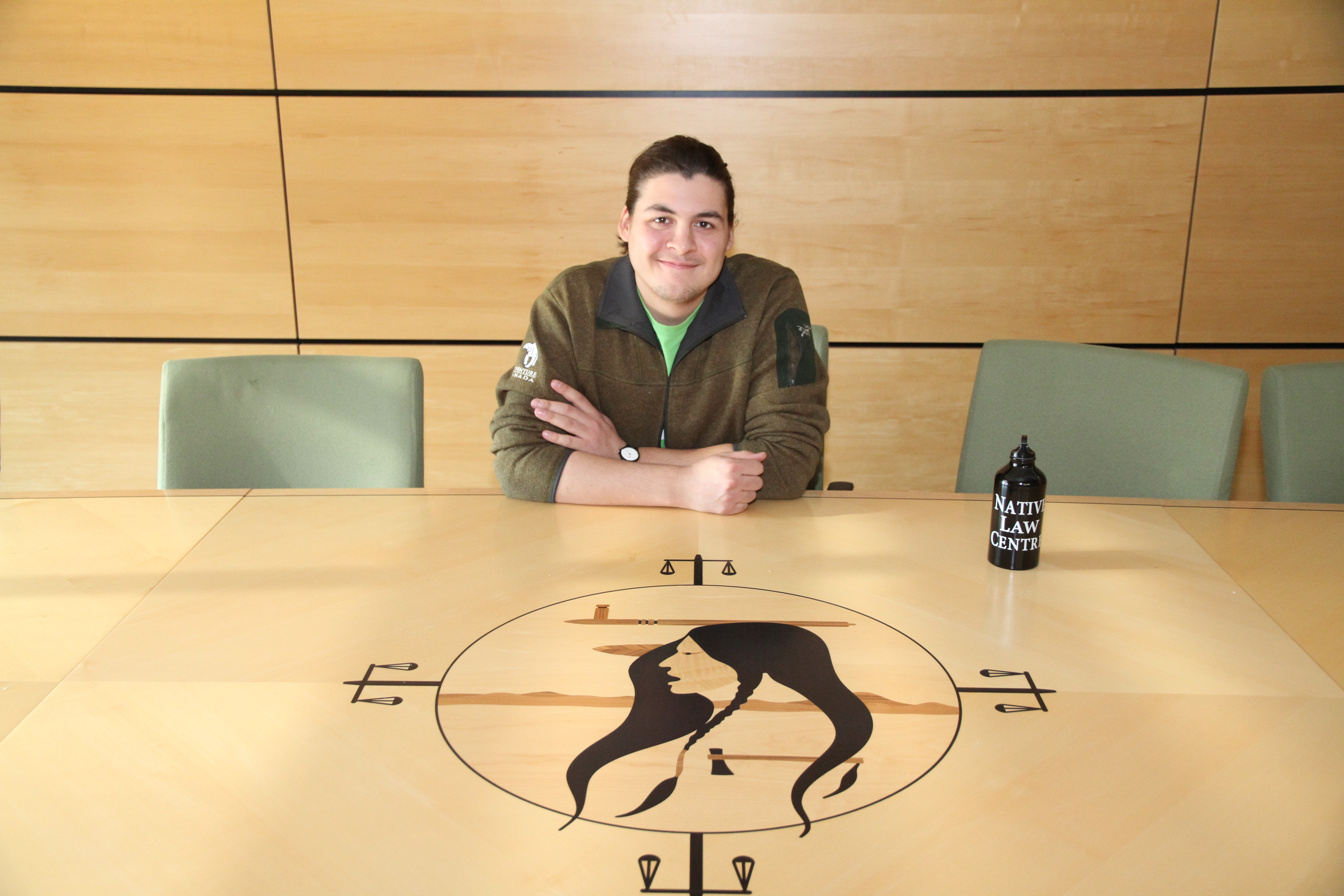 Inuit students happy to have JD program - College of Law