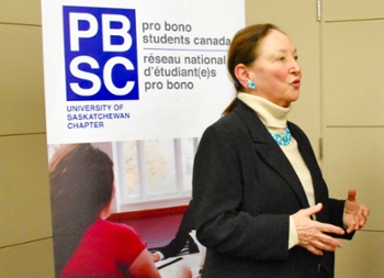 A Conversation with Supreme Court Justice Rosalie Abella