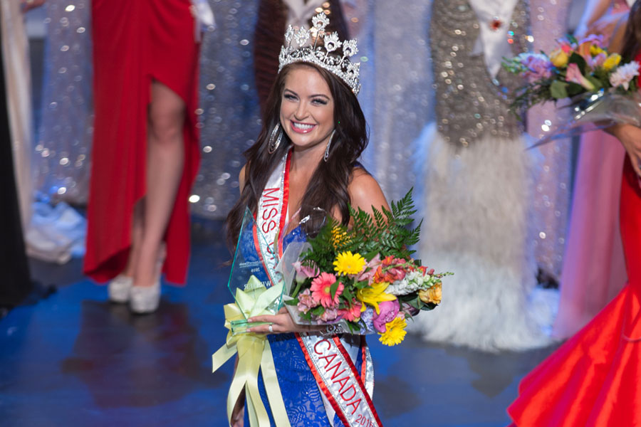 Law Student crowned Miss Universe Canada